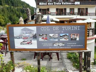 Compte rendu sortie La grande route des Alpes 19-23 octobre 2014